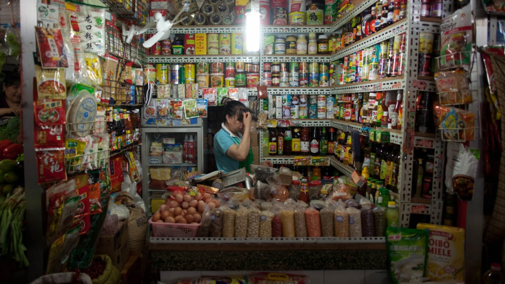 china cpi inflation