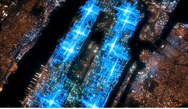 big data manhattan web