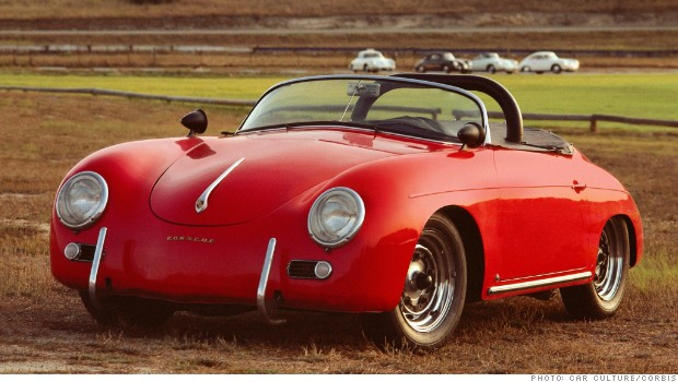 classic car revivals 1982 porsche 356 speedster