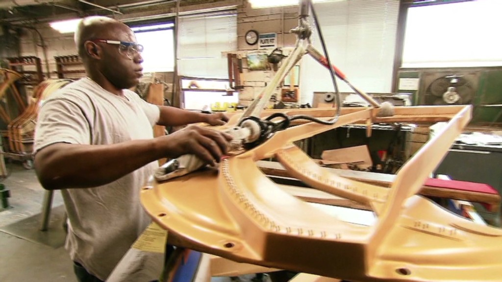 How Steinway makes pianos by hand