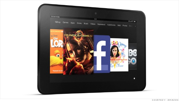 kindle fire new