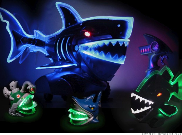 Lego Shark Toys For Boys : Marketing handbook previewing top toys for christmas