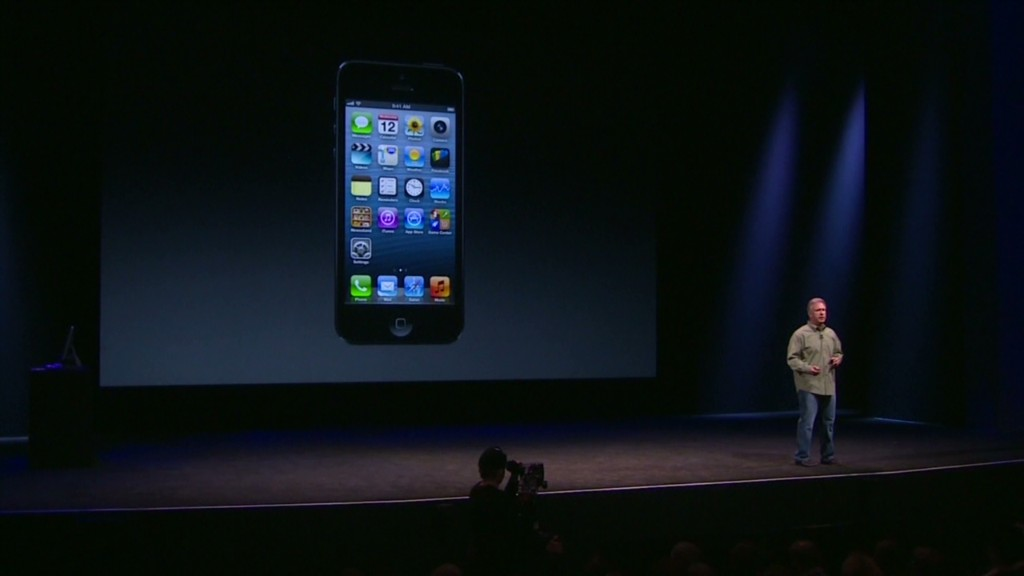 See Apple's iPhone 5 event in 90 seconds