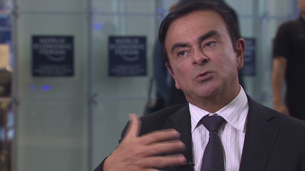 Ghosn: China market can stand on its own