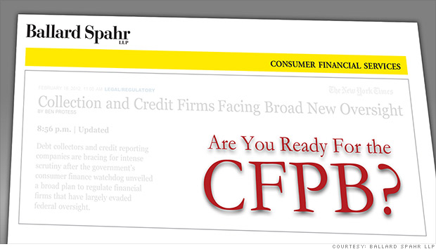 ballard spahr cfpb