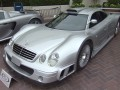 Mercedes $1.1M street-legal racecar