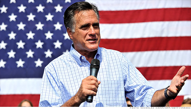 Mitt Romney China