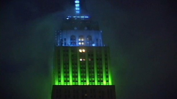 Empire State Building gets a makeover