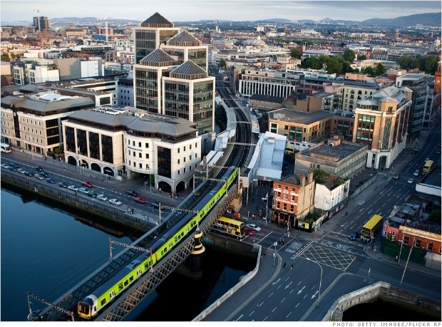 new business cities dublin ireland