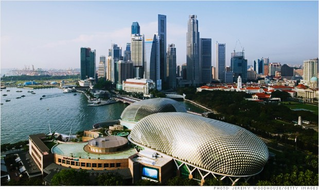 new business cities singapore