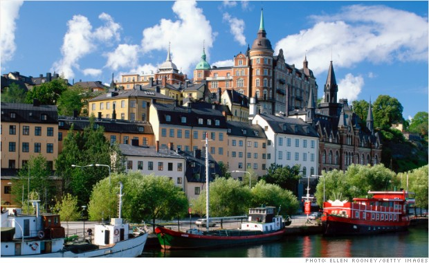 new business cities stockholm sweden