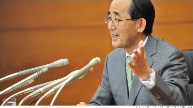 japan monetary easing