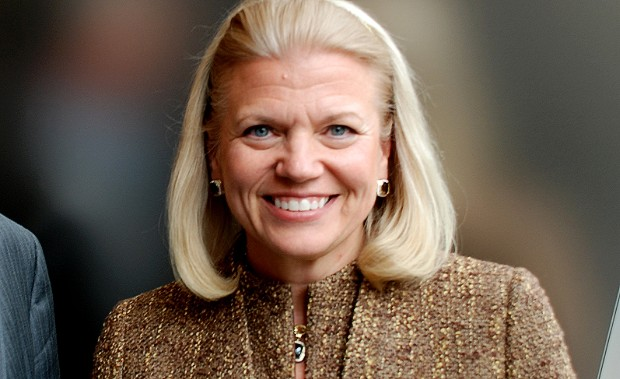 ibm ceos ginni rometty
