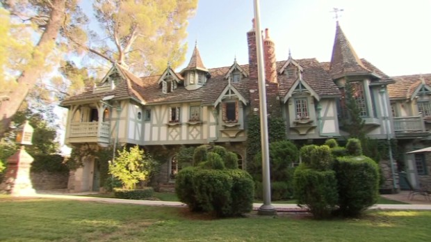 For sale: Disney-inspired fairy tale manor
