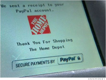 gallery mobile payment home depot