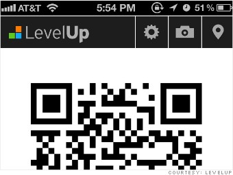 gallery mobile payment level up