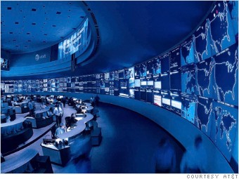 AT&T Command center