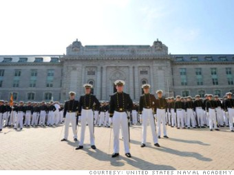gallery colleges paid grads united states naval academy