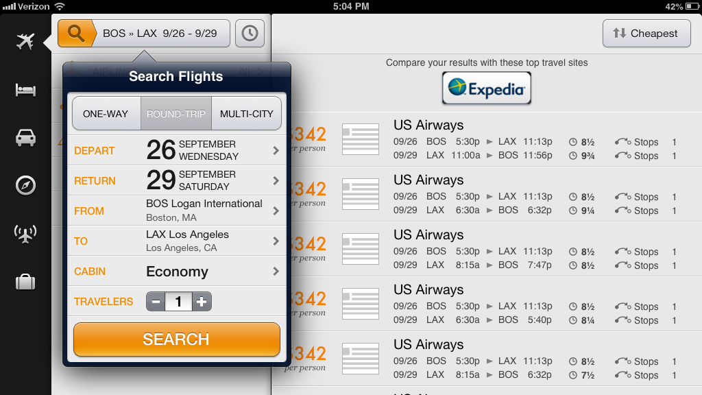 How Kayak built the #1 mobile travel app