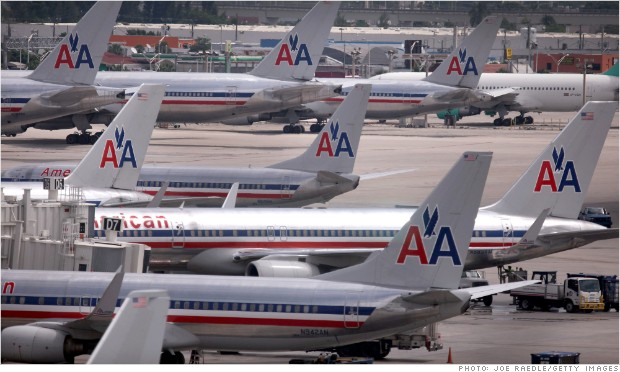 American Airlines flight cancellations