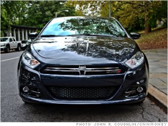 gallery 2013 dodge dart front