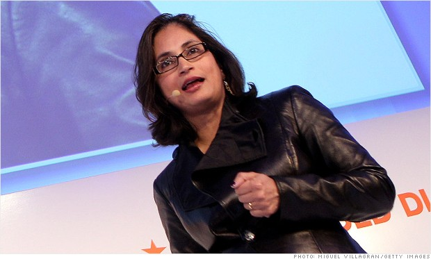 tech investors padmasree warrior