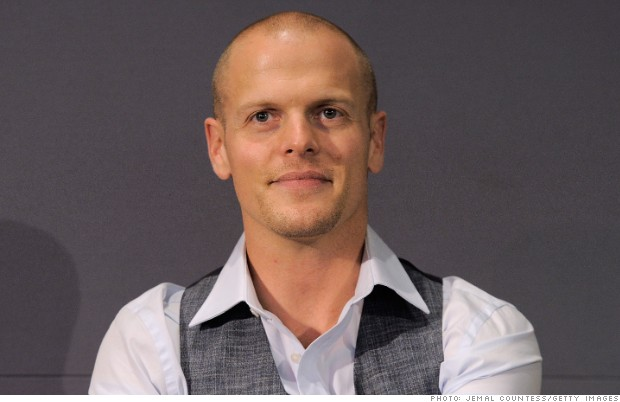 tech investors tim ferriss