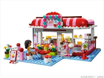 gallery hot toys lego friends city park cafe