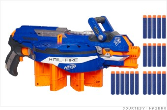 Nerf Strike Elite