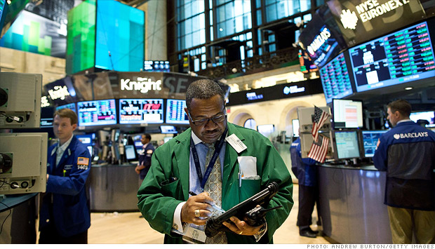 Stocks end strong quarter on a weak note - Sep. 28, 2012