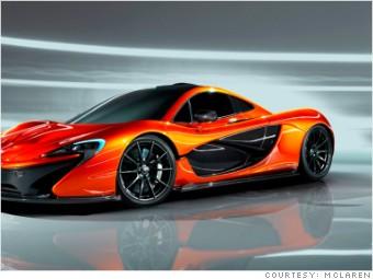 gallery mclaren p1 2012 paris auto show