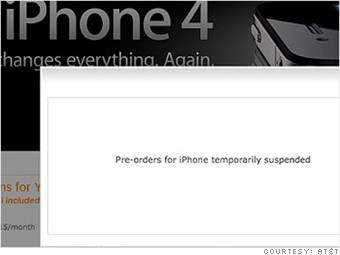 gallery apple apologies iphone order
