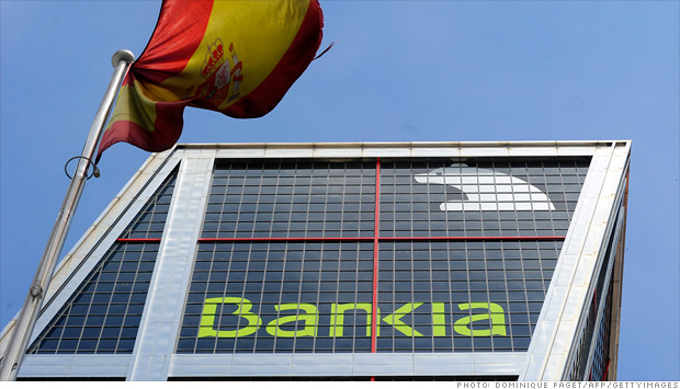 spain bank stress test