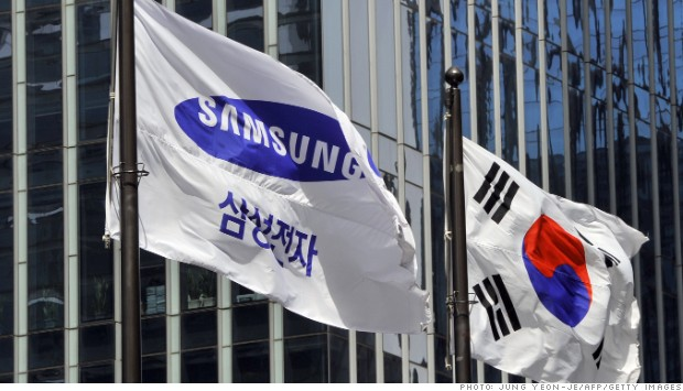BES08 samsung headquarters