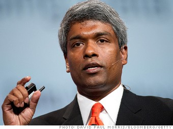 highest paid men thomas kurian
