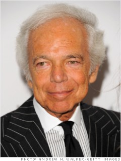 highest paid men ralph lauren