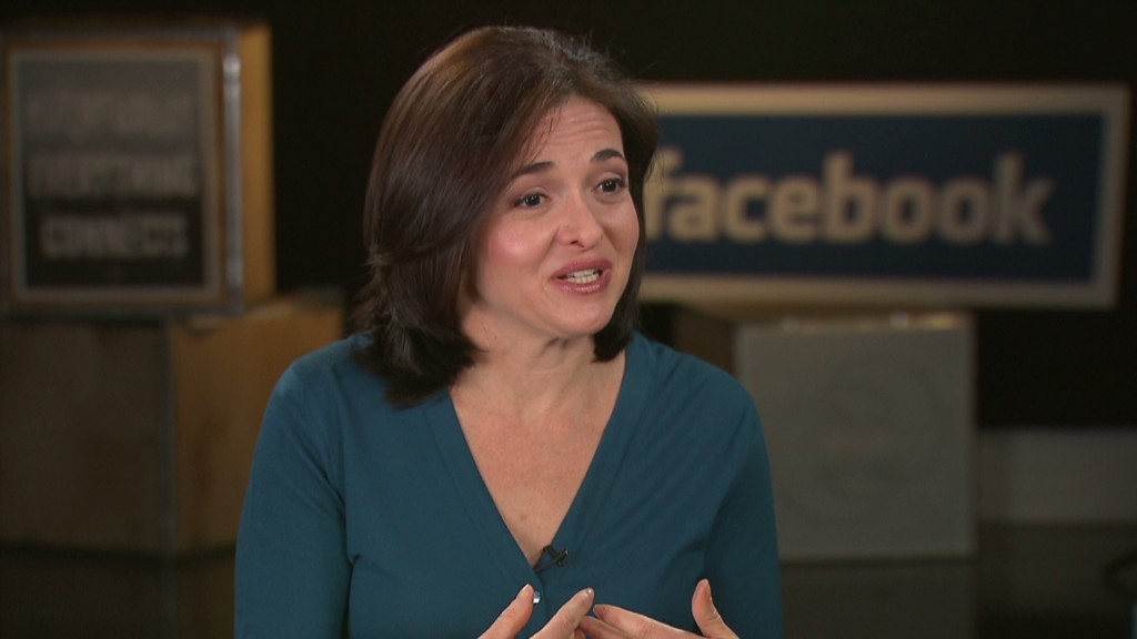 Sheryl Sandberg: What I learned from Google