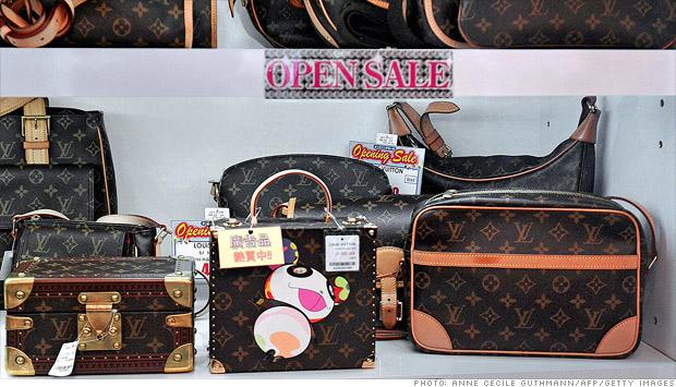 china luxury brand