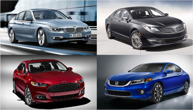 north american car of the year 2013