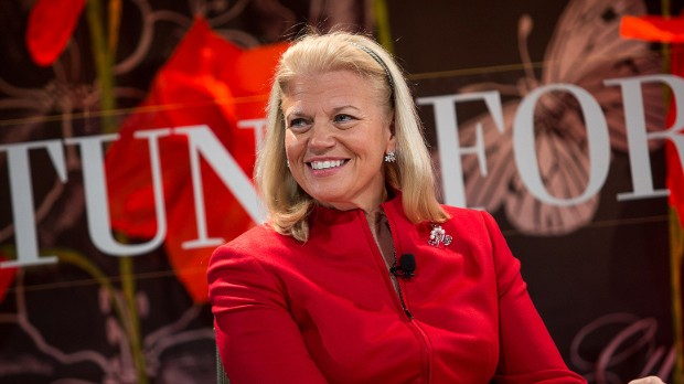 Women CEOs in the Fortune 500
