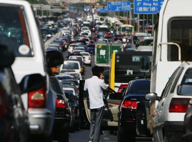 china traffic 1