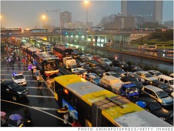 china traffic 7