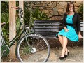 Single mom starts bike shop for women