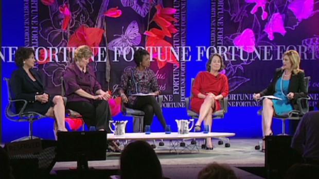 Debate advice from powerful women