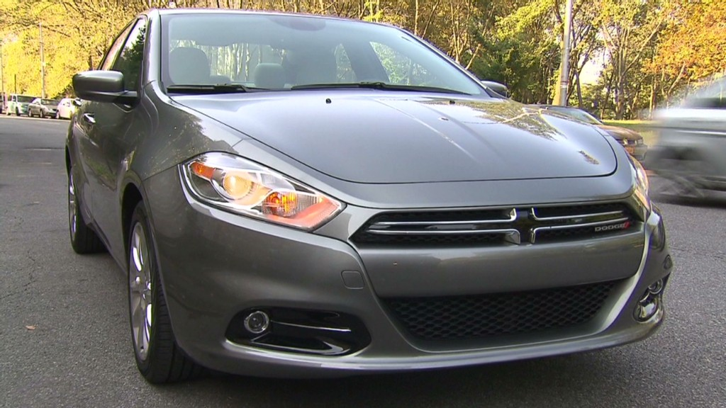 Dodge Dart hits target, but not bull's-eye