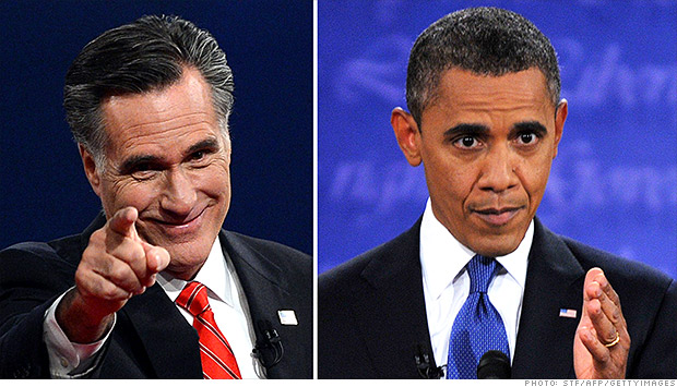 romney obama debate