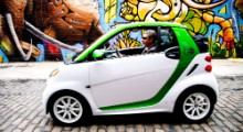 Smart's electric car might actually be... smart