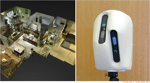 matterport scanner