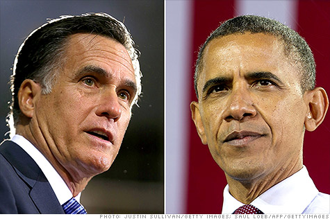leadership and management obama and romney Former presidential hopeful mitt romney leadership romney makes it official: after losing the 2012 presidential election to incumbent democrat barack obama.