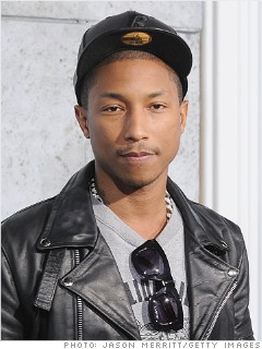 40u40 retailers pharrell williams